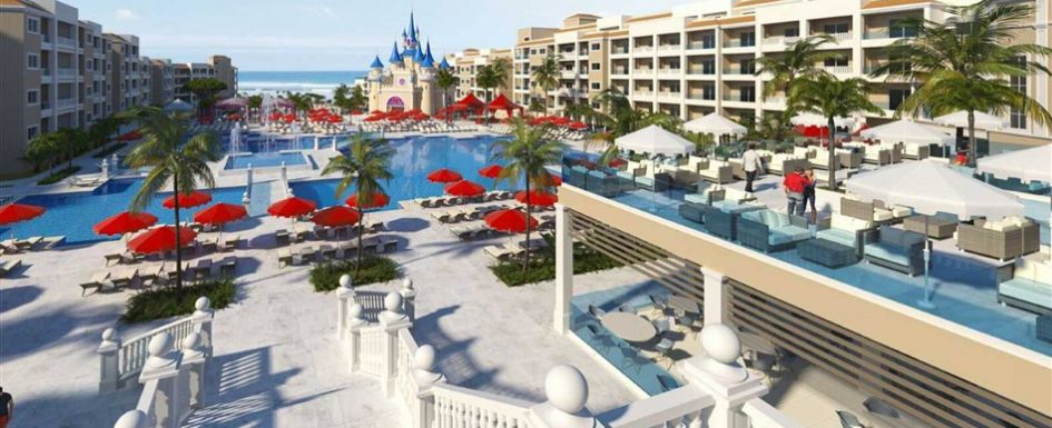 Fantasy in Spain – the new 5* Bahia Principe Hotel in the Golf del Sur scheduled to open in November Bahiap10