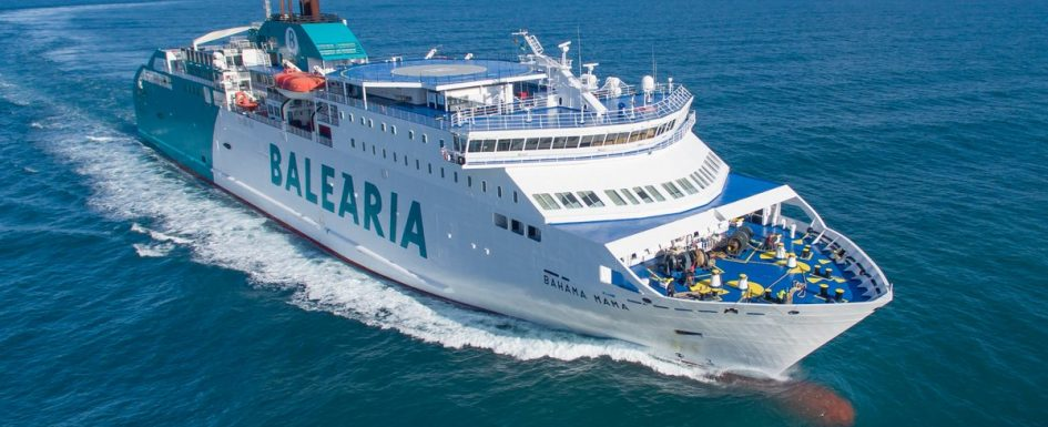 New ferry route from Canaries to Southern Spain to start in November. Balear10