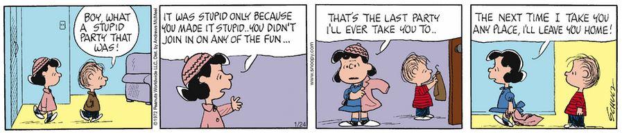 Peanuts. - Page 36 Captu873