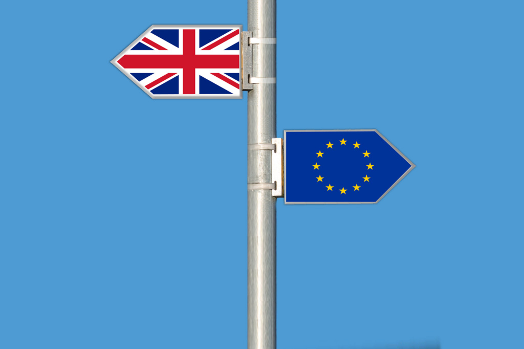 """Brexit: UK """"no-deal"""" guidelines issued. Eu-14710"""