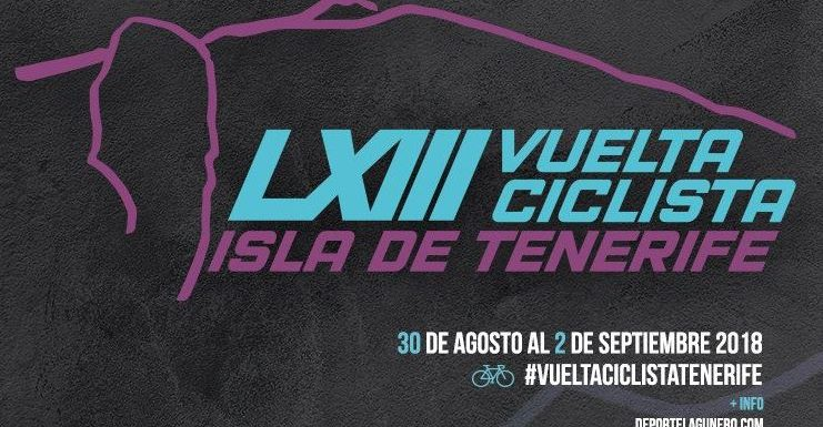 63rd Cycling Tour of Tenerife. 30th August to 2nd September. Lxiiic10