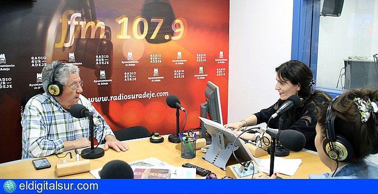 Radio Sur Adeje's English Time back on air. Radio-10
