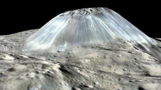 """""""ناسا"""" تكشف صورة لجبل """"لم تر البشرية مثله"""" 1-126010"""