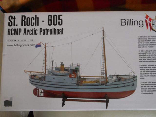 RCMP St Roch- an Artic Patrol Boat Dscn1237