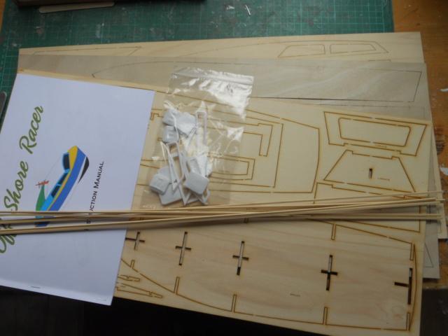 HA Kits Ocean Racer Dscn1511
