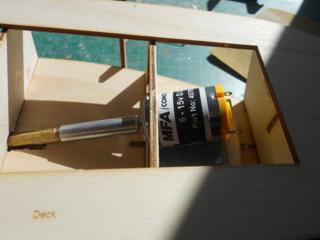 HA Kits Ocean Racer Dscn1522