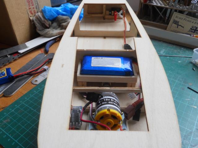 HA Kits Ocean Racer Dscn1529