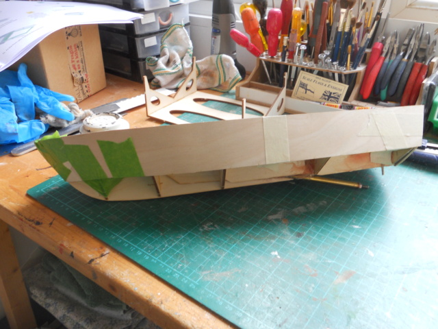 HA Kits Ocean Racer Dscn1531