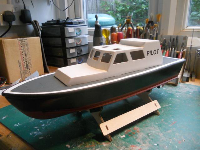Police/Pilot Boat Dscn1918