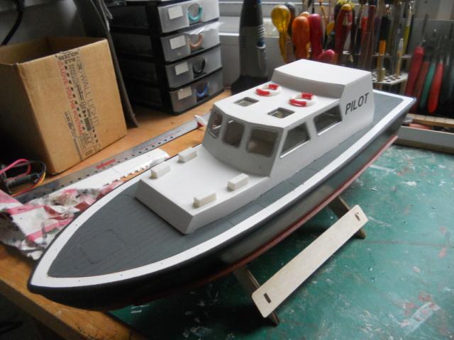 Police/Pilot Boat Dscn1920