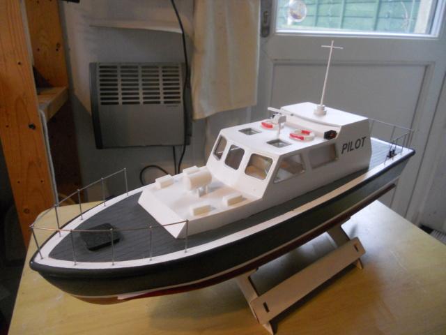 Police/Pilot Boat Dscn1928