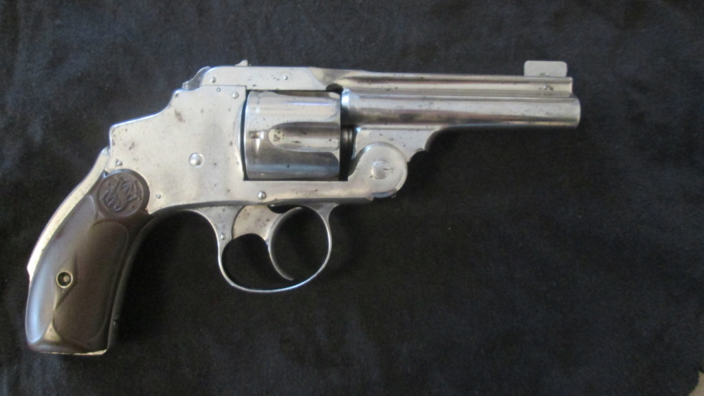 Smith & Wesson Safety Hammerless 3rd Model Img_0611