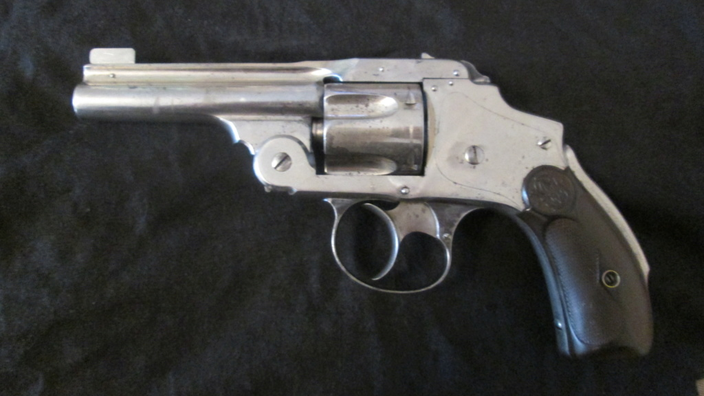 Smith & Wesson Safety Hammerless 3rd Model Img_0612