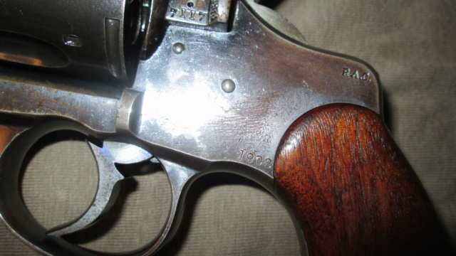 Colt 1901, army contract model 1901 revolver Img_0734