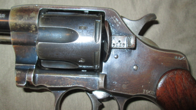 Colt 1901, army contract model 1901 revolver Img_0735