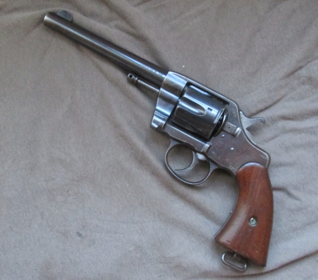 Colt 1901, army contract model 1901 revolver Img_0741