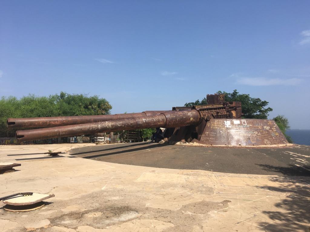 Batterie de Gorée et fortifications Img_4310