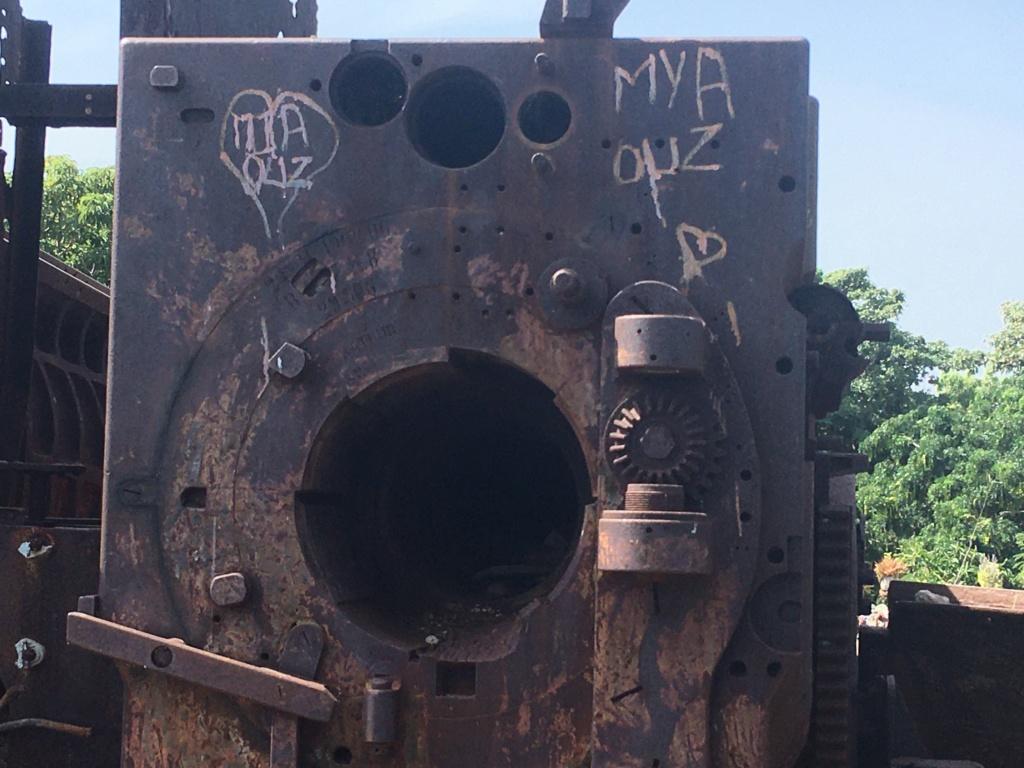 Batterie de Gorée et fortifications Img_4311