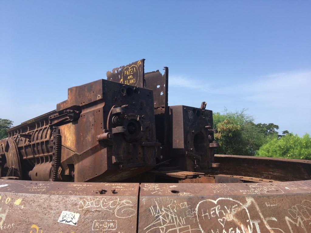 Batterie de Gorée et fortifications Img_4313