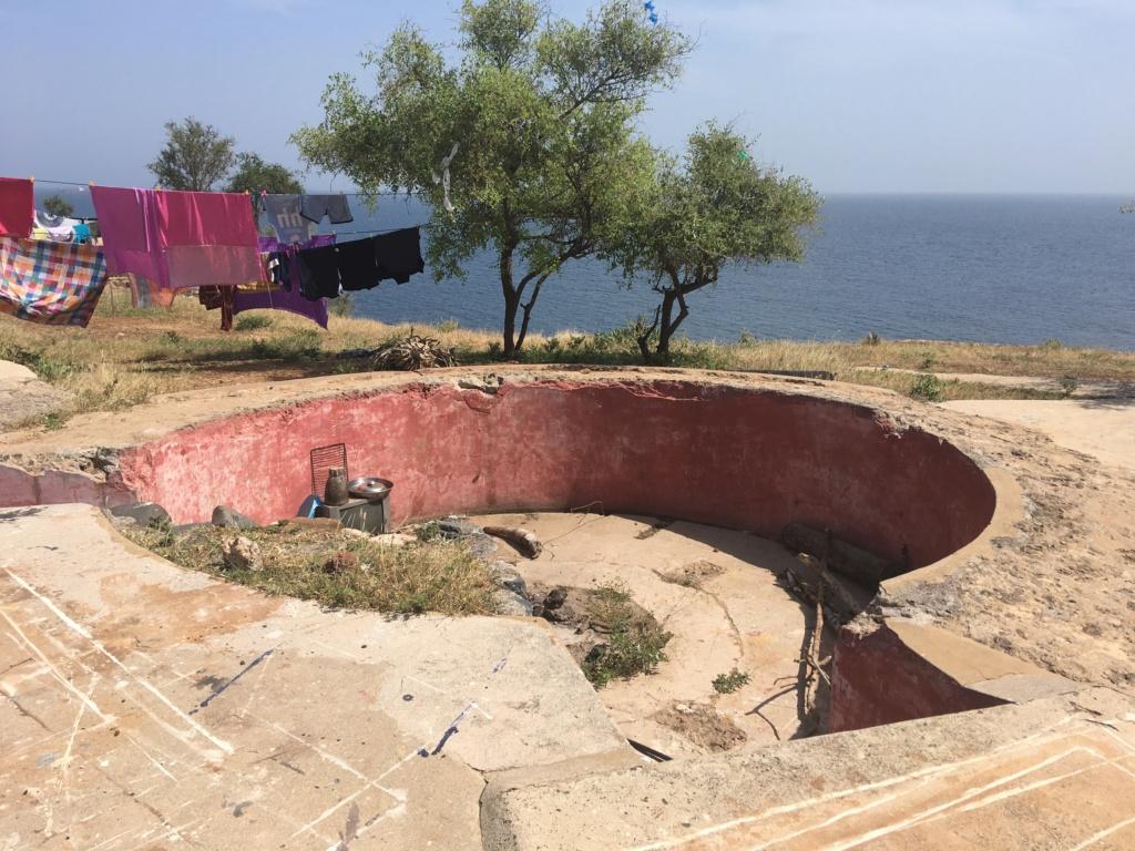 Batterie de Gorée et fortifications Img_4315