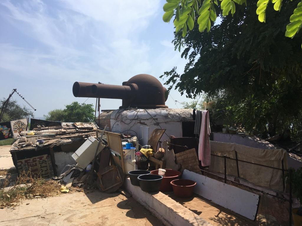 Batterie de Gorée et fortifications Img_4316