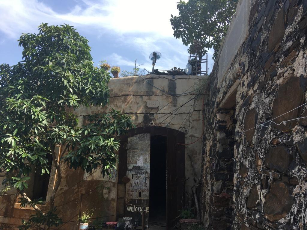 Batterie de Gorée et fortifications Img_4320
