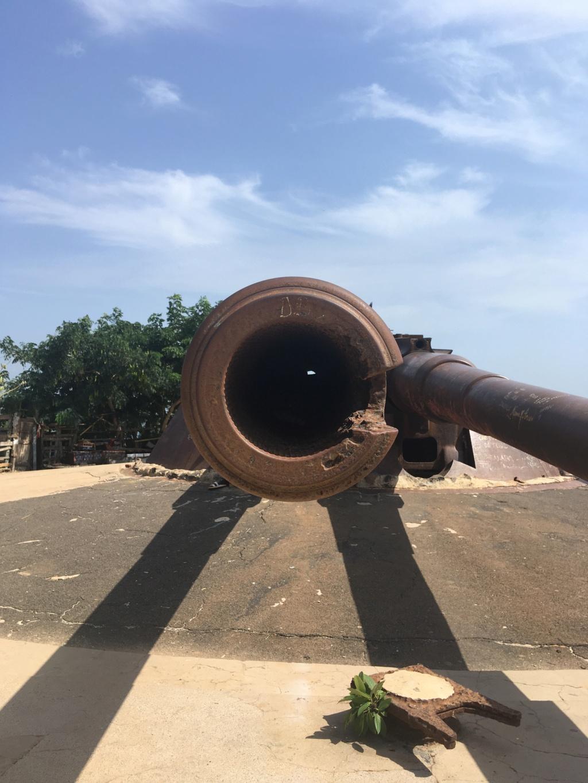 Batterie de Gorée et fortifications Img_4321