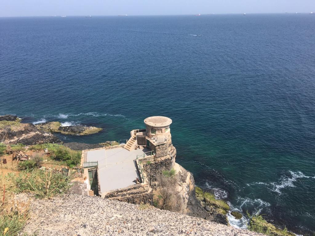 Batterie de Gorée et fortifications Img_4322
