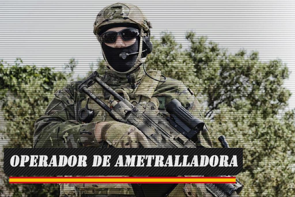Procedimientos del Operador de Ametralladora Jueves 10 de Enero de 2019 a las 21:00 Ametra10