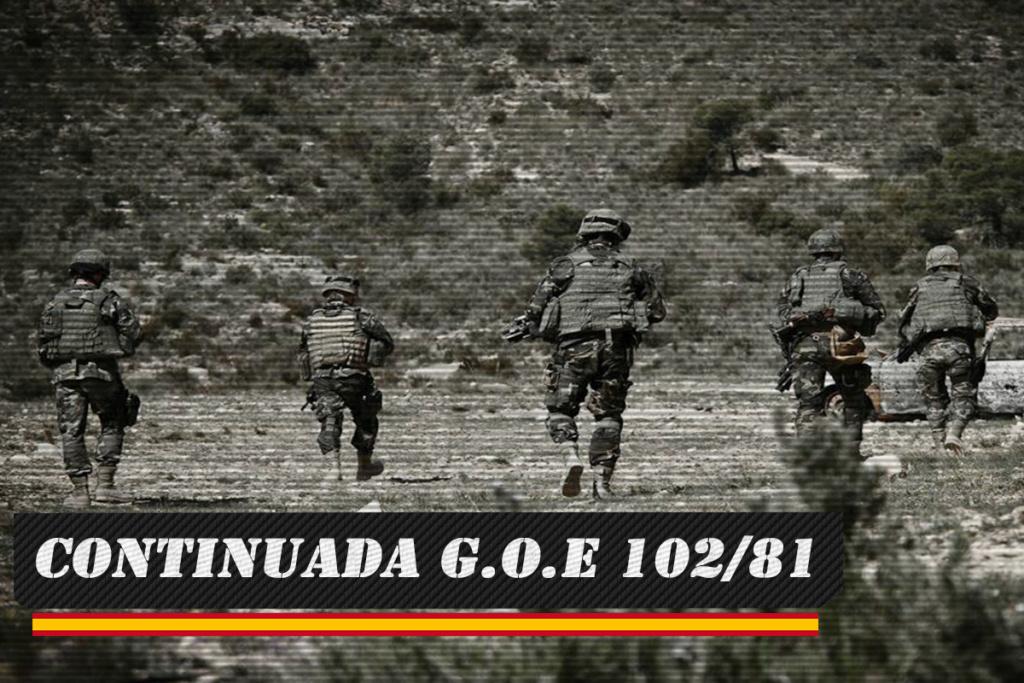 Continuada & Procedimientos Combate Abierto Sábado 19 de Enero de 2019 a las 09:30 Conti10