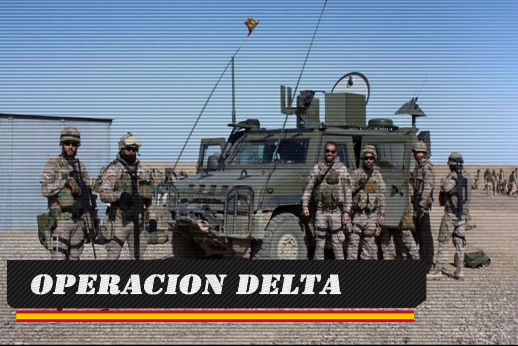 OPERACIÓN DELTA JUEVES 31 DE ENERO DE 2019 A LAS 22:00 Delta10
