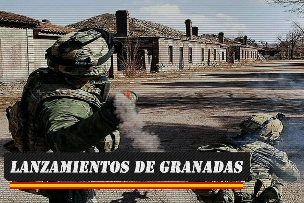 CURSO DE LANZAMIENTO DE GRANADAS MIERCOLES 2 DE OCTUBRE DE 2O19 A LAS 20:00 Granad10