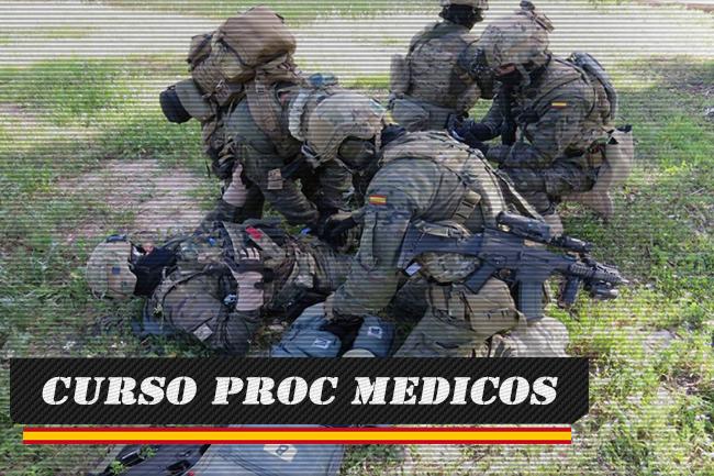 Curso Básico procedimientos Médicos Martes 02 de Julio de 2019 a las 20:00 Medic10