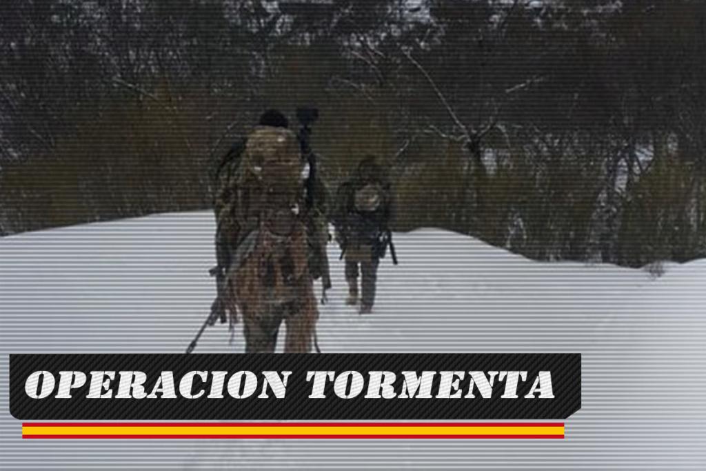 OPERACION TORMENTA JUEVES 03 DE ENERO DE 2019 A LAS 22:00 Niev10