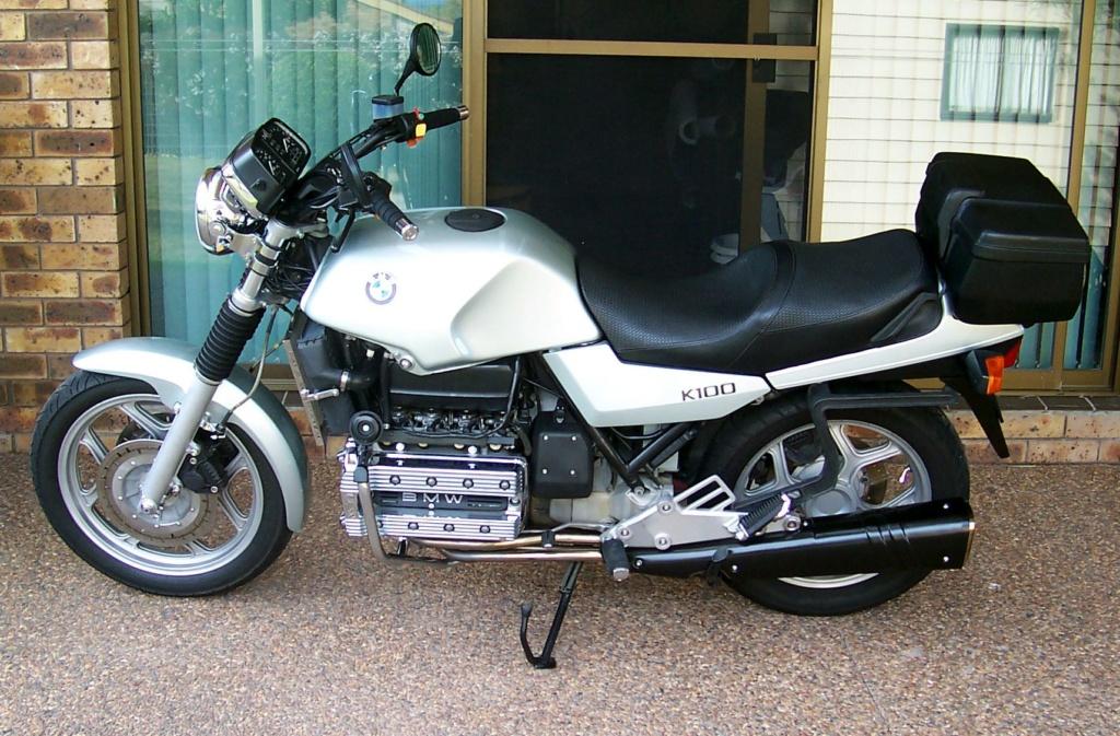 1985 BMW K100 FOR SALE K101310