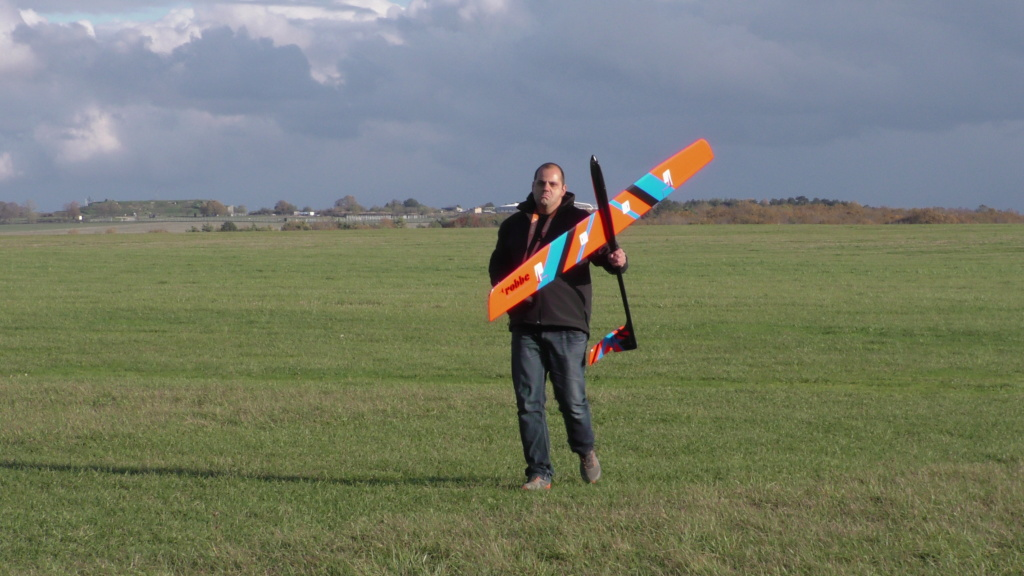 Planeur Robbe Mistral 2.0  14900015
