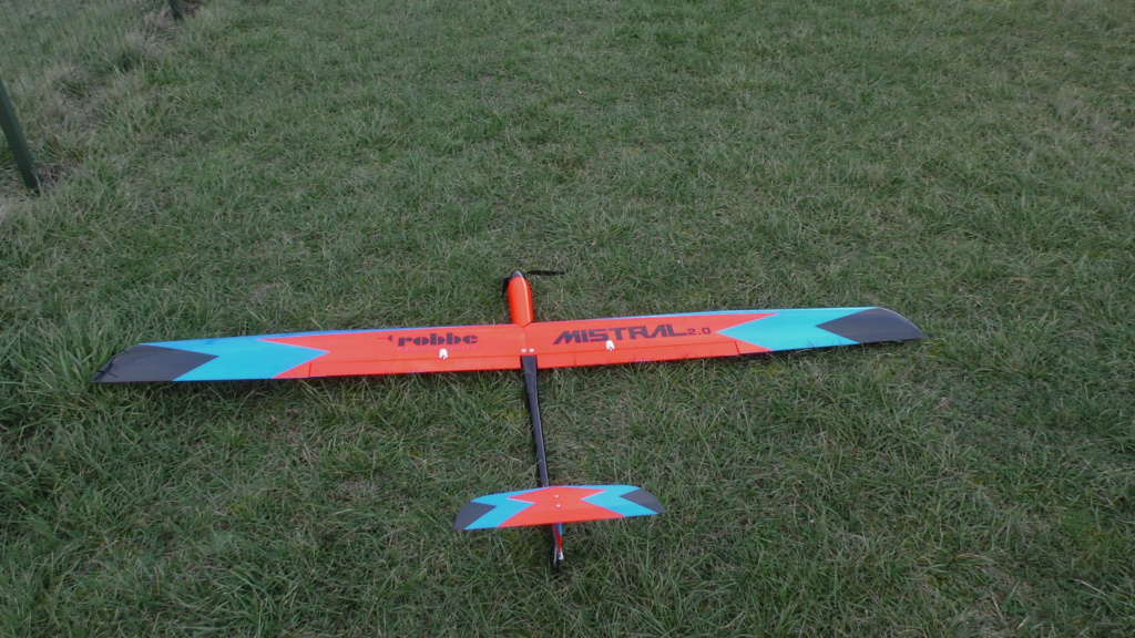Planeur Robbe Mistral 2.0  14900017