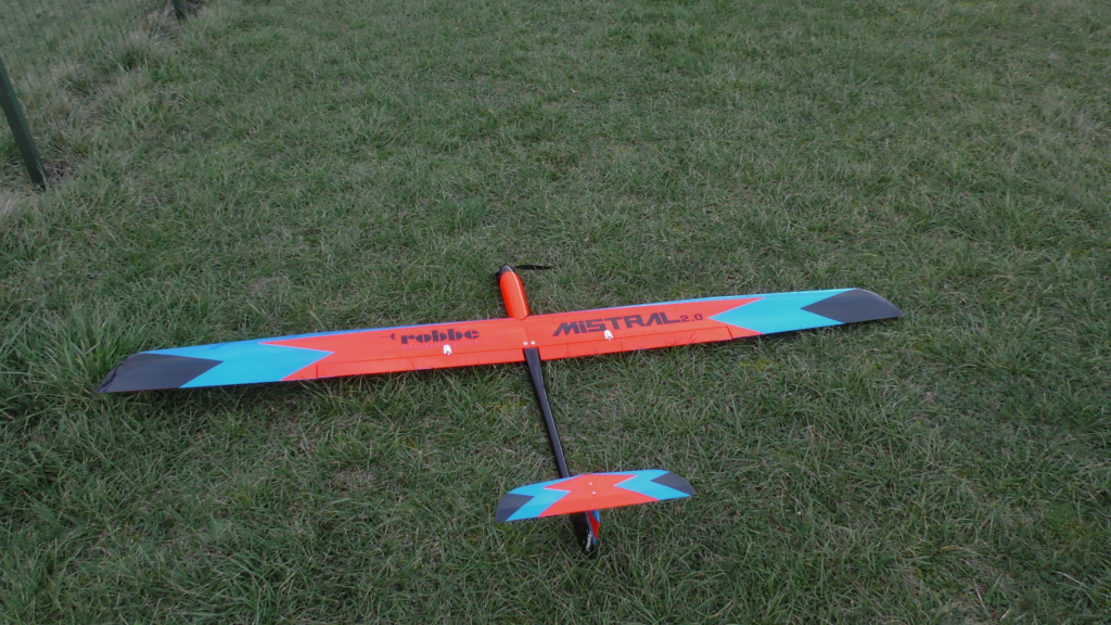 Planeur Robbe Mistral 2.0  14900018