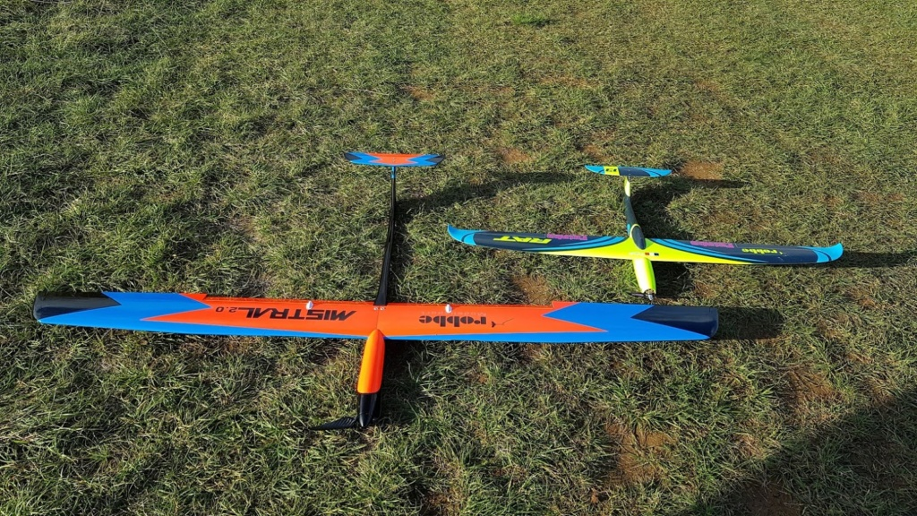 Planeur Robbe Mistral 2.0  20191110