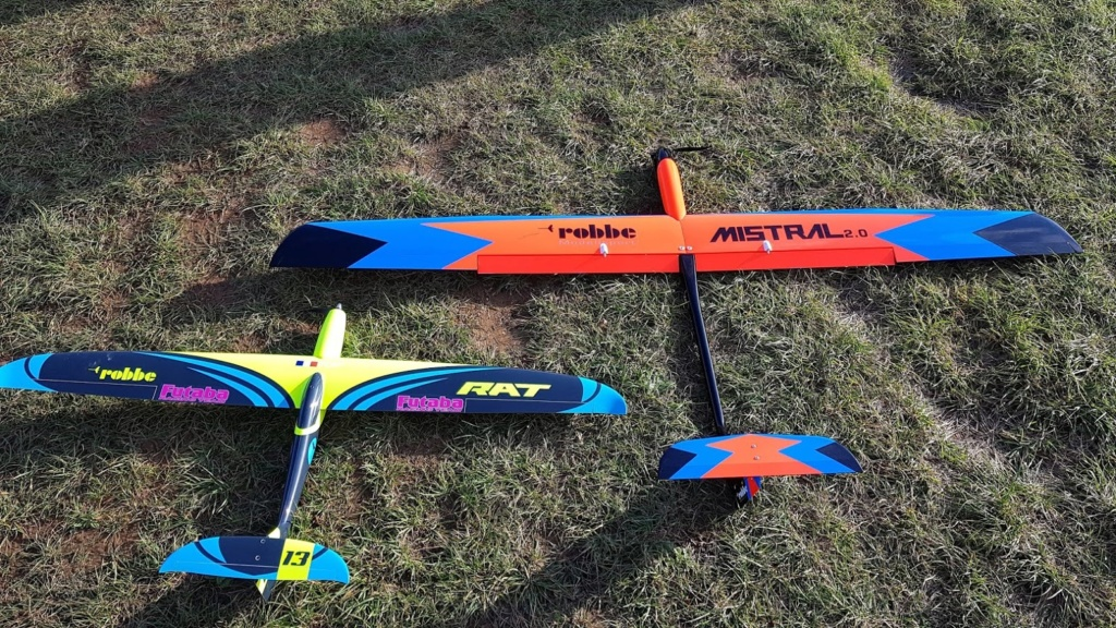 Planeur Robbe Mistral 2.0  20191111