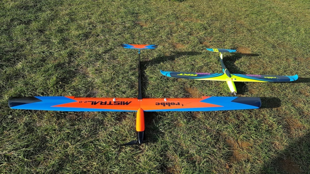 Planeur Robbe Mistral 2.0  20191113