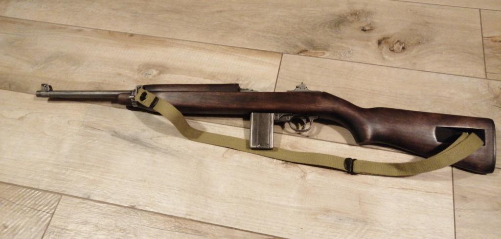 Modification carabine usm1 denix 16041913