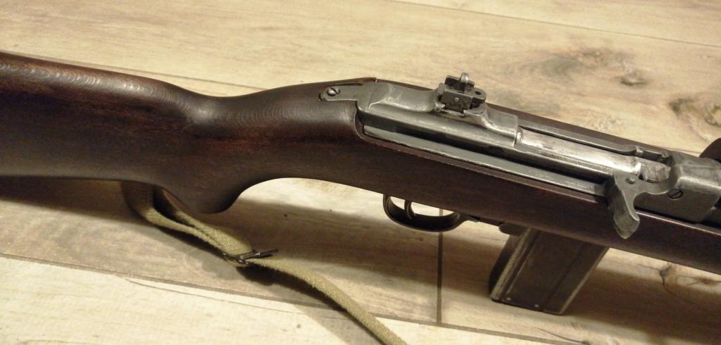 Modification carabine usm1 denix 16041914