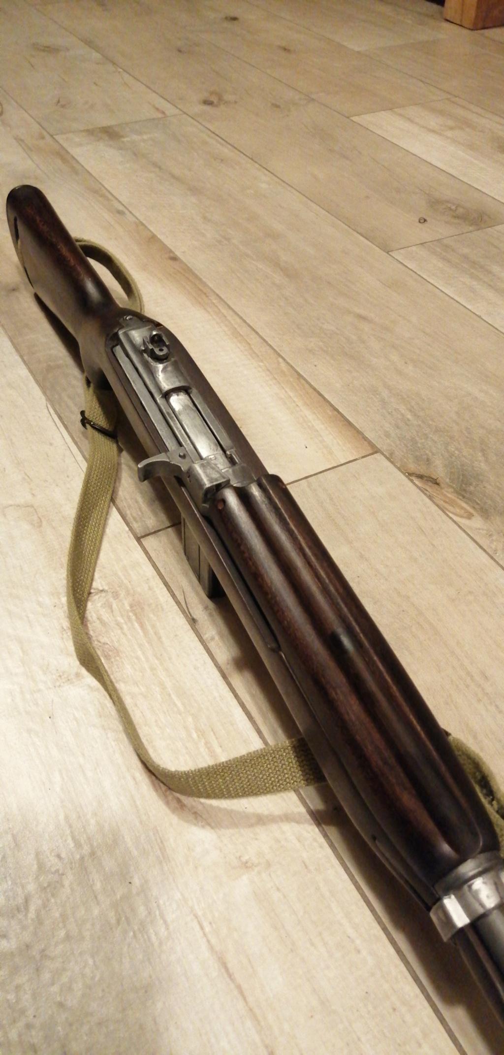 Modification carabine usm1 denix 16041915