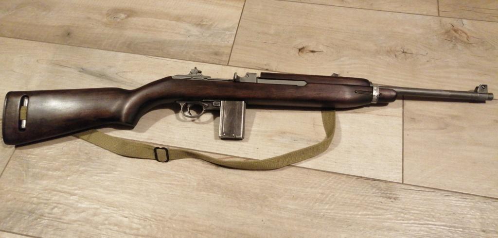 Modification carabine usm1 denix 16041916