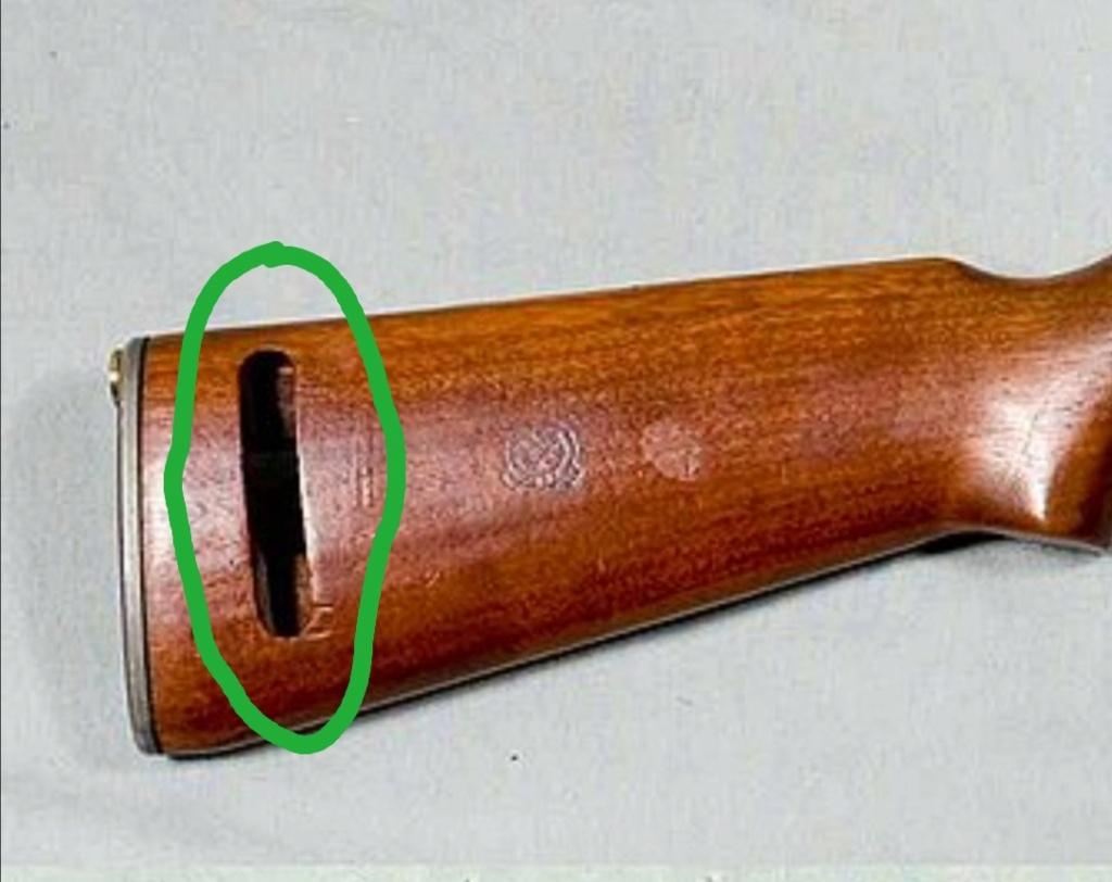 Modification carabine usm1 denix Screen15