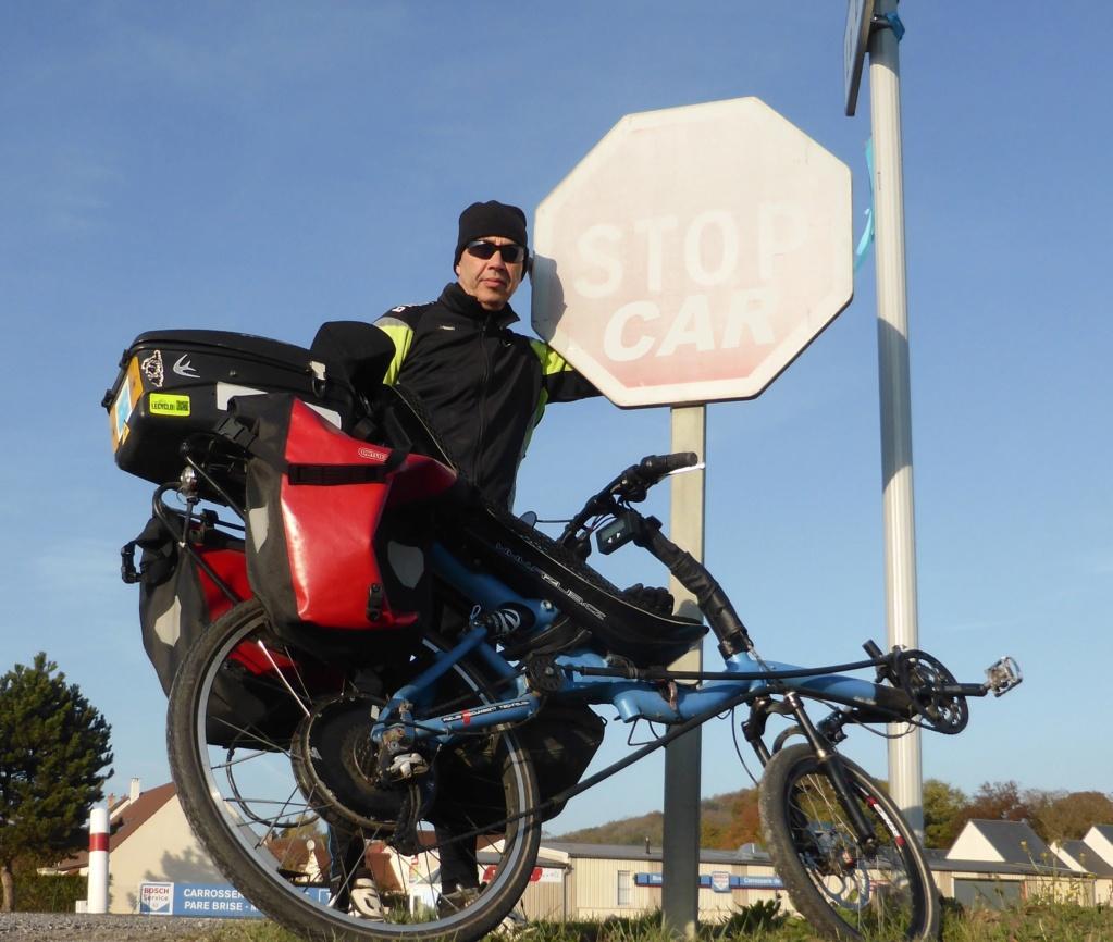 Engin electric de l'IUT de l' Aisne: 2019...reflexion mobilité P1150252