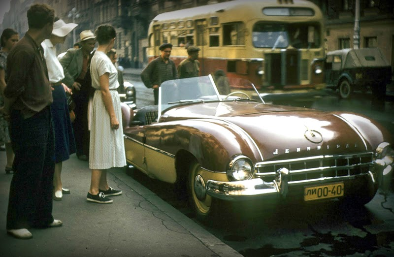 Le Rendez-Vous de la Reine & Le Loisir de Conduire - Journées du Patrimoine - Château de Groussay  -  Septembre 2020 1956_l10