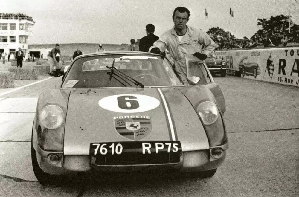 Porsche  904 Carrera GTS ( 904-045 ) 1964 1965_c10