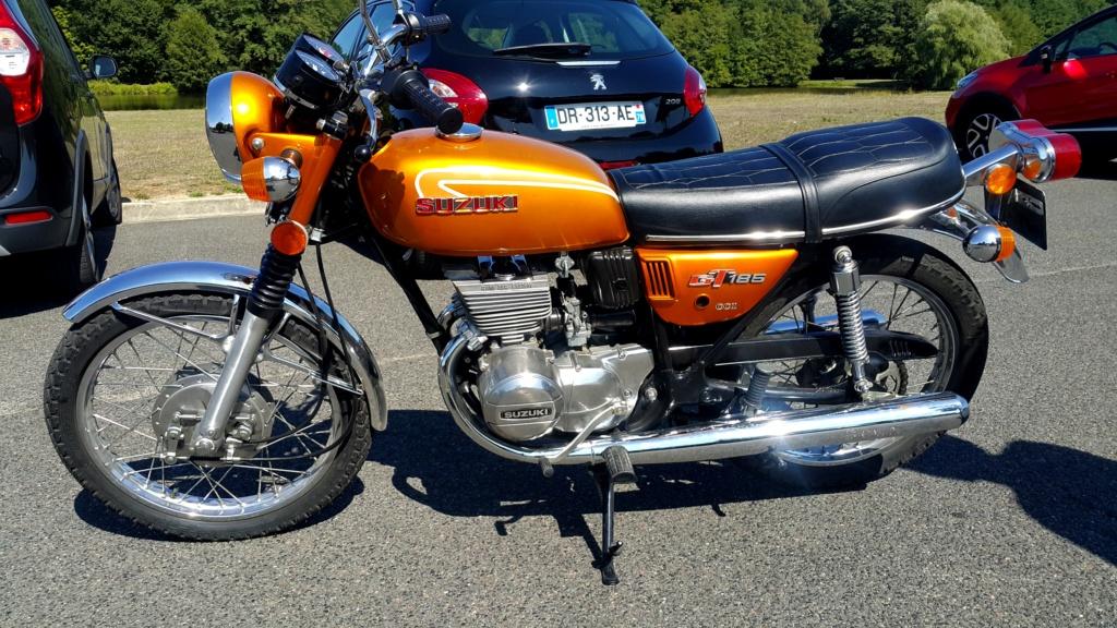 2 Motos des années 70 's 20180910